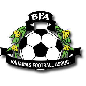 The Bahamas national football team Emblem
