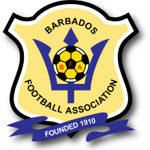 Barbados national football team Emblem