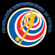 Costa Rica national football team Emblem