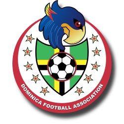Commonwealth of Dominica national football team Emblem