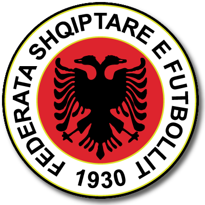 Albania national football team Emblem