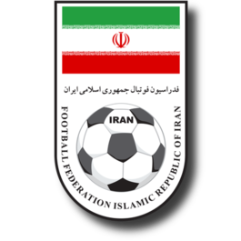Iran national football team Emblem