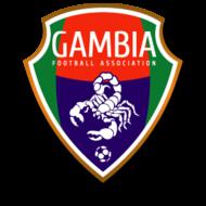 Gambia national football team Emblem