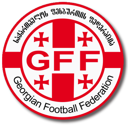 Georgia national football team Emblem