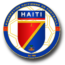 Haiti national football team Emblem