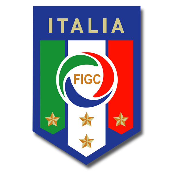 Italia national football team Emblem