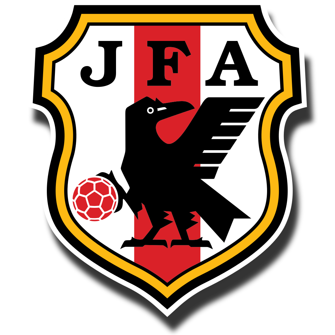 Japan national football team Emblem