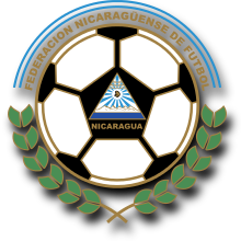 Nicaragua national football team Emblem