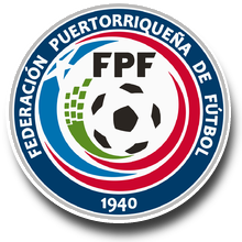 Puerto Rico national football team Emblem