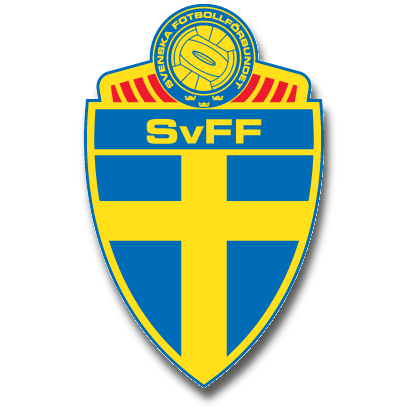 Sweden national football team Emblem
